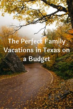The Perfect Family Vacations in Texas on a Budget: Planning a family vacation in Texas on a shoestring budget? Check out this list of Texas budget vacation destinations for your perfect dream holiday! Family Vacations In Texas, Family Vacation Destinations, Vacation Planner, Family Budget, Travel Inspiration, Budgeting, Tourism, Cheap Accommodation, Places To Visit