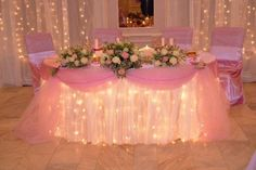 Exploring Elements In Great Quinceanera Party Decor - Happy Time Quince Decorations, Wedding Stage Decorations, Birthday Decorations, Baby Shower Decorations, Table Decorations, Quinceanera Decorations, Quinceanera Party, Bridal Table, Wedding Table
