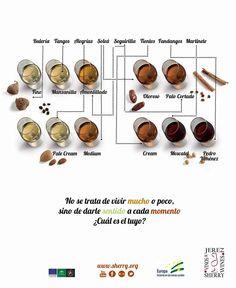 Cada #vino tiene su estilo y su momento/ Every #wine has its own style and its own moment. #Jerez