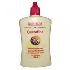 Queratina líquida Bio Extratus
