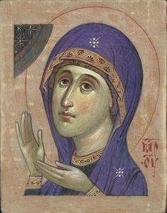 Photo by kurdjukova Byzantine Icons, Madonna And Child, Orthodox Icons, Mother Mary, Sacred Art, Creative Inspiration, Nativity, Princess Zelda, God