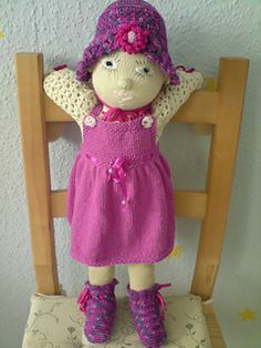 Knitted Babydoll