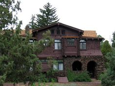 A premier example of Arts and Crafts architecture, the Riordan Mansion holds many surprises for visitors.