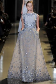 Elie Saab Haute Couture Spring/Summer 2013 collection