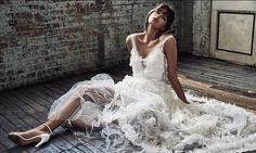 Bridal Style: Grace Loves Lace – The New Blanc Collection Launches Today!