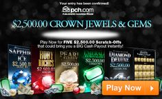 Free Online Sweepstakes  Contests | PCH.com