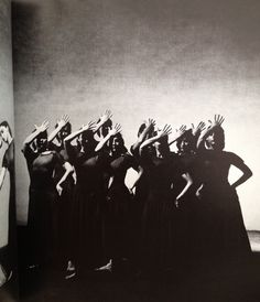 """dance created by Martha Graham - photographer Barbara Morgan - from the book """"Sixteen Dances in Photographic Sequence"""" 1941"""