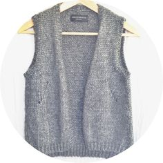 HP 6-25-15 Authentic Zadig & Voltaire!!! This gorgeous and soft sweater vest is in excellent condition--no sign of wear. It's a gorgeous piece, one you won't find just anywhere. The truest color, charcoal gray, is depicted in the second and third pictures. As always, I bundle and consider offers but don't trade or PP. Thanks! Please inquire in the comments if you are interested in purchasing this item. I can put it back up for sale. Thanks again! Zadig & Voltaire Sweaters