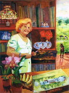 Estela Robles born in Aguadilla Puerto Rico.