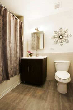 How To Decorate A Small Apartment Bathroom. Decorate Small ...