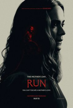 New Poster for Mystery-Thriller 'Run' - Starring Sarah Paulson - A home schooled teenager begins to suspect her mother is keeping a dark secret from her. - Directed by Aneesh Chaganty ('Searching') - Produced by Sev Ohanian ('Fruitvale Station') 2020 Movies, Hd Movies, Horror Movies, Movies Online, Film Online, Film D'animation, Cinema Film, Andy Samberg, Horror Films
