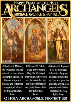 Don't question the board choice Catholic Archangels, Catholic Prayers, Catholic Saints, Archangel Raphael, Archangel Gabriel, Raphael Angel, Archangel Prayers, A Course In Miracles, Prayers For Healing