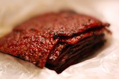 eHow: How to Make Salmon Jerky