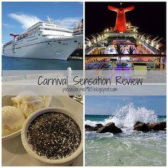Carnival Sensation Review- Day 1