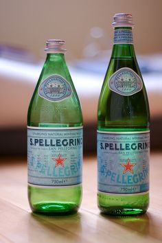 San Pellegrino packaging