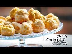 + Chocolate Profiteroles y Paris Brest Eclairs, Pasta Choux Receta, Anna Olson, My Recipes, Snack Recipes, Empanadas, Sin Gluten, Fritters, Fondant