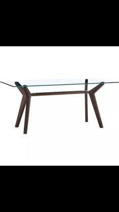 Crate and Barrel Strut 70'' Work Table  #crateandbarrel #Contemporary