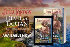 DEVIL IN TARTAN by Julia London – Susan's Books I Like