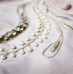 Beginners Couture Beading Evening Course at London Embroidery School