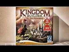 Kingdom Builder (Spiel des Jahres 2012) - Boardgame Review #20