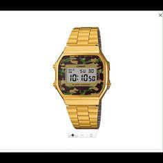 f9161aafeee1 Men digital Casio watch Gold cameo digital watch from Casio vintage  collection Casio Accessories Watches Moda. ModaRelojes G ShockRelojes Para  HombresCasio ...