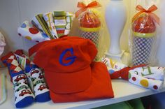 Monogrammed Gifts for the babies in your life at The Sassy Letter, Simpsonville, SC