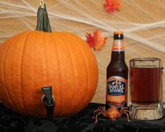 Beer DIY: How to Make a Pumpkin Keg
