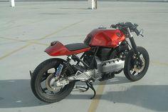 BMW : K-Series 1986 BMW k100rs Coolest Cafe Racer Bobber street tracker k100rt No reserve!!!