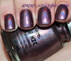 Scrangie: China Glaze Hologram Collection Spring/Summer 2013 When Stars Collide