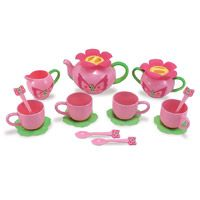 Melissa-and-Doug Bella Butterfly Tea Set