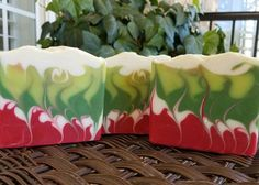 Christmas Soap by Soaps by Maria                                                                                                                                                                                 More