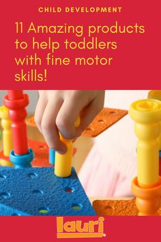 Do you need toys that promote fine motor skills for your  toddler or preschooler? Look no further than Lauri Educational Toys. With toys that promote STEM, fine-motor skills, problem-solving, develop concentration and promote quiet play, you can't go wrong! Shop Lauri Educational Toys today! Special Education Activities, Fine Motor Activities For Kids, Preschool Science Activities, Motor Skills Activities, Language Activities, Fine Motor Skills, Play Activity, Preschool Classroom, Activity Ideas