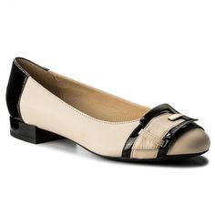 e82666b3509 Κλειστά παπούτσια GEOX - D Wistrey E D824GE 08502 C8616 Skin/Black