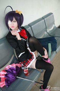 cosplay Rikka Takanashi