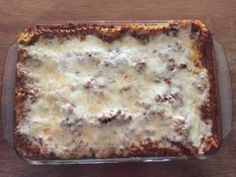 Incredible Traditional Lasagna