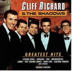 famous album covers cliff richard the young ones - Google Search Famous Album Covers, Living Dolls, Young Ones, My Youth, Greatest Hits, Cliff, Tango, Father, Google Search