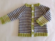 Knitionary: totally free/totally adorable baby cardigan KNIT BABY LittleCoffeeBean_01012014b ONE PIECE