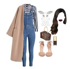 Untitled #2484 by mrkr-lawson on Polyvore featuring polyvore fashion style Boohoo H&M Stuart Weitzman ASOS Humble Chic Acne Studios Jennifer Behr LASplash Dolce&Gabbana clothing