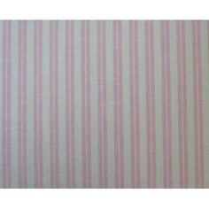 Sheetworld Dual Stripe Crib/Toddler Fitted Sheet Color: