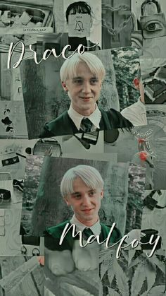 Wallpaper Draco Malfoy