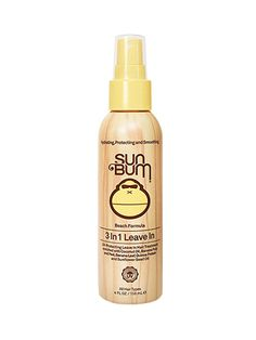 Can't get to the beach? Sun Bum basically brings it to you with this leave-in conditioning spray. The nourishing formula contains coconut oil, banana pulp, and sunflower oil, which not only makes it smells like a piña colada but also leaves your hair snarl-free, frizz-free, and incredibly smooth.