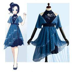 Asian Fashion, Girl Fashion, Fashion Dresses, Fashion Design, Dress Sketches, Fashion Sketches, Mode Outfits, Chic Outfits, Cute Dresses
