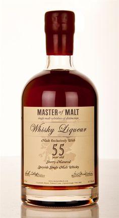55 year old Single Malt Speyside Whisky