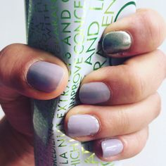 chrome nails at glamour.uk