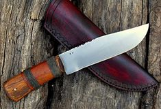 Gallery of custom-knives, past work
