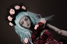 Lovely custom BJD