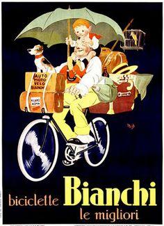 Officine 99 - bici d'epoca, vintage e old style riconvertite in fixed e single speed: Marchi italiani.