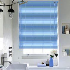 Canton Teal Venetian blinds