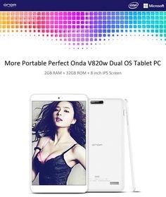 Már jó ideje kapható az Onda dual OS-es táblagépe. Mi is az a dual OS? Esetünkben egy számítógépen vagy táblagépen kiválasztható, hogy Windo...