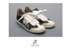 2015 Spring/Summer collection leather shoes with individual pattern